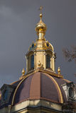 ducal storslagen mausoleum Arkivbilder