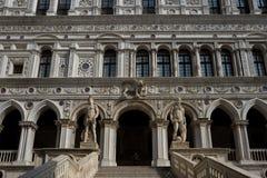 Ducale di Palazzo a Venezia immagine stock libera da diritti