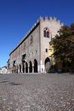 Ducale Mantova di Palazzo Immagini Stock
