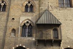 ducale mantova palazzo 免版税图库摄影