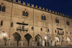 Ducale palace, Mantova Royalty Free Stock Images