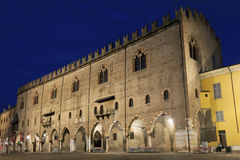 Ducale palace, Mantova Stock Images