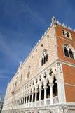 ducale palazzo威尼斯 免版税库存图片