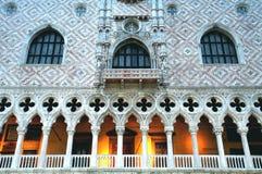 ducale palazzo Στοκ Φωτογραφία