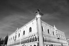 ducalepalazzo Royaltyfri Fotografi