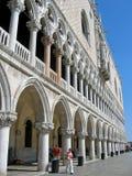 ducalepalazzo Royaltyfri Foto