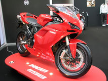Ducati 1198 Stock Photography