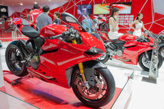 Ducati Royalty Free Stock Photo