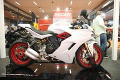 Ducati at Belgrade Car Show Stock Photography