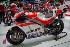 Ducati Desmosedici GP-Superbike Royaltyfri Bild
