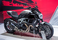 Ducati Diavel Royalty Free Stock Photos