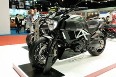 Ducati Diavel Stock Images