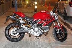 Ducati monster Royaltyfria Bilder