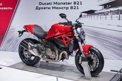 Ducati Monster 821 Stock Photos