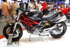 Ducati monster 795 på expo för Thailand Internationalmotor Fotografering för Bildbyråer