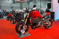 Ducati-Monster S 1200 Stockfoto