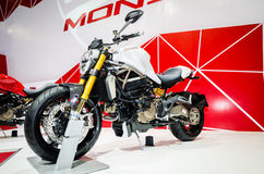 Ducati Monster in Thailand motor show. Stock Photography