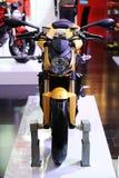 Ducati motorbike Stock Images