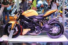 Ducati motorbike Royalty Free Stock Photo