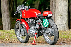 Ducati motorcycle Royalty Free Stock Image