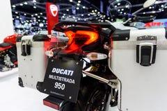 Ducati Multistrada 950 Arkivbild