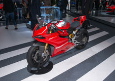 DUCATI 1199 Panigale R Royalty Free Stock Photography