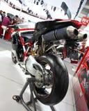 Ducati Superbike 1198 S Corse royalty free stock photo