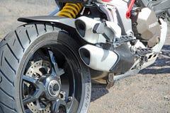 Ducati superbike Stock Images