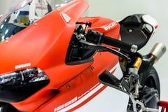 Ducati 1299 Superleggera. Royalty Free Stock Image