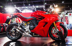 Ducati supersport Royalty Free Stock Photography