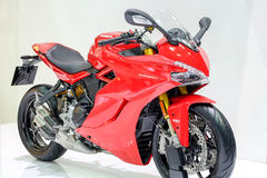 DUCATI SUPERSPORT S Royalty Free Stock Images