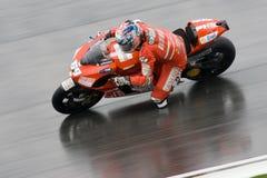 Ducati Team Royalty Free Stock Photo