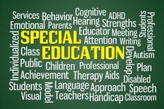 Éducation spéciale Photos stock