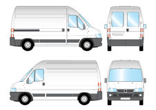 Ducato presentation Stock Photo