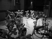 Duchów rowery zdjęcia stock