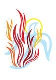 duch święty Obrazy Royalty Free