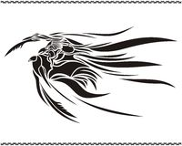 duch obraz royalty free