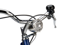 Duch Bicycle Light Detail Royalty Free Stock Images