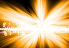 duch cyfrowych, Zdjęcia Stock