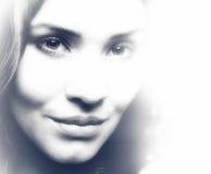 Duch. Fantastyczny żeński portret Zdjęcie Royalty Free