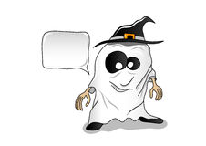 duch Halloween Obrazy Royalty Free