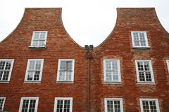 Duch houses - Potsdam Stock Images
