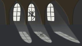 Duch kościół Obraz Royalty Free