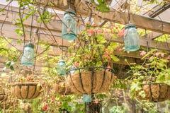 Duch ogród Obraz Stock