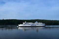 Duch Vancouver wyspa Zdjęcia Royalty Free
