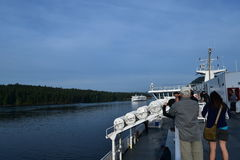 Duch Vancouver wyspa Obraz Royalty Free