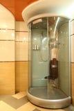 Ducha, cuarto de baño Foto de archivo