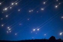 Ducha de la estrella Fotos de archivo