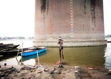 Ducha india Fotos de archivo