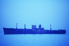 Ducha statek Fotografia Stock